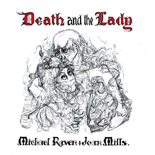 Artwork for Death and the Lady Record Store Day release 2018