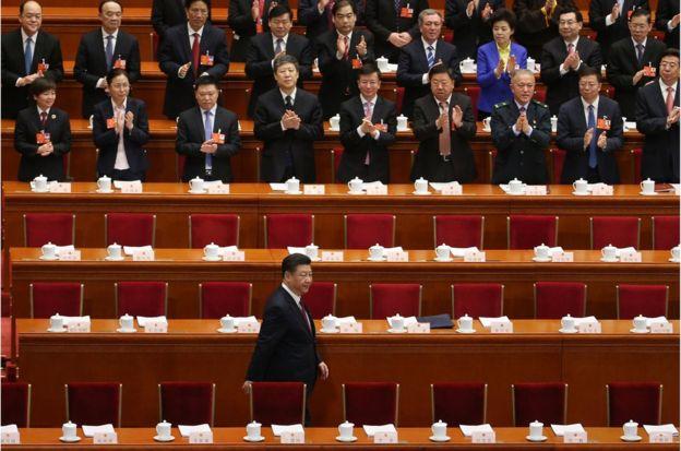 3月5日,十三屆中國全國人大一次會議在北京開幕