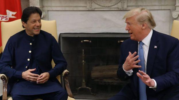 ترامپ و عمران