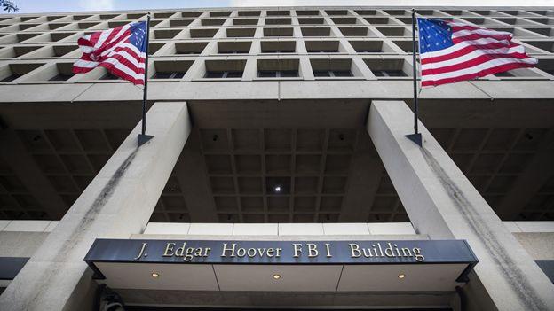Oficina del FBI.