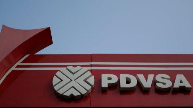 Logotipo de PDVSA