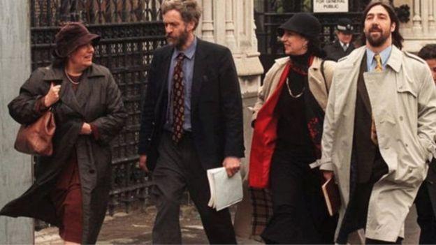 Corbyn, Pinochet'nin yargılanması için yürütülen kampanyaya destek verirken
