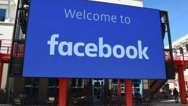 Văn phòng Facebook đặt ở Menlo Park, California