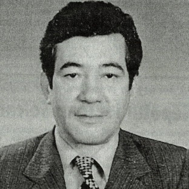 Vasile Giurcanu was 50 when he was killed in during Romania's 1989 revolution