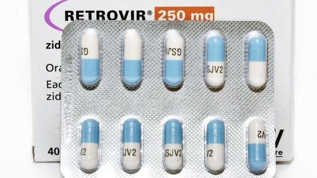 remédios HIV