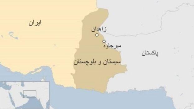 اعتراض پاکستان به ایران در پی 'حمله مرگبار به مرزبانانش'
