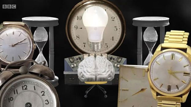 relojes y cerebro