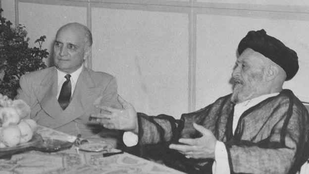 لوی هندرسون، سفیر آمریکا در تهران، پیش از کودتا به دیدار ابوالقاسم کاشانی میرفت