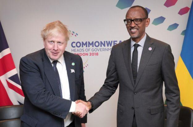 Mu nama ya CHOGM ya 2018 i Londres nibwo u Rwanda rwahawe kwakira iyi nama ya 2020