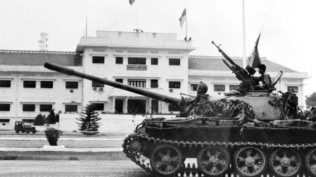 Sài Gòn ngày 30/4/1975