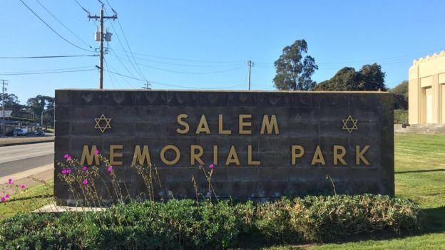 Cementerios de Colma