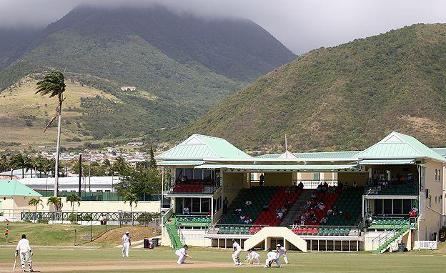 Warner Park cricket ground