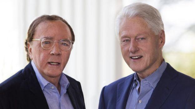 Джеймс Паттерсон и Билл Клинтон