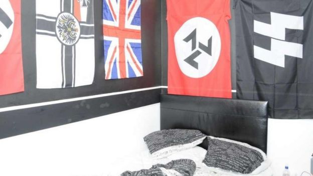 Four years for Nazi teen who downloaded terror handbook