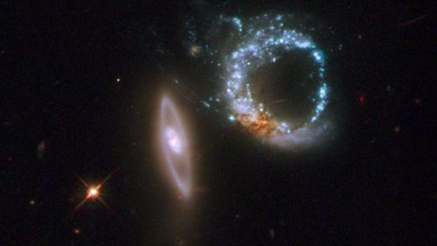 Dos galaxias