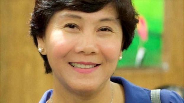 Tiến sỹ Nguyễn Thị Hậu