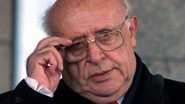 Suleyman Demirel. Photo: March 2000