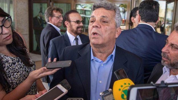 Deputado Alberto Fraga, da chamada bancada da bala