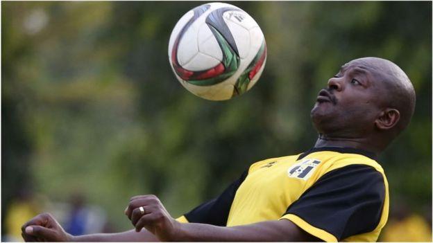 Pierre Nkurunziza était passionné de football