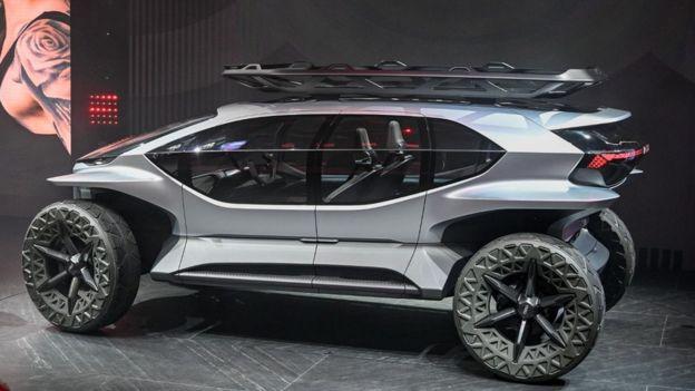 Audi AI;Trail