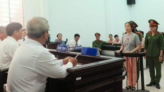 Phiên xử Nguyễn Ngọc Như Quỳnh