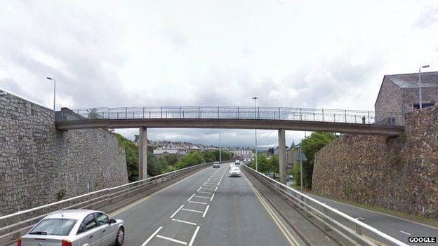A487 Caernarfon