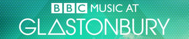 BBC Music Glastonbury logo