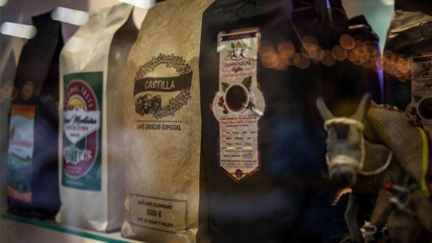 Marcas de café