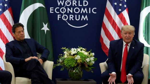 The United States and Pakistan are on the issue of Afghanistan 1