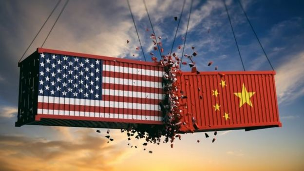 中国与美国