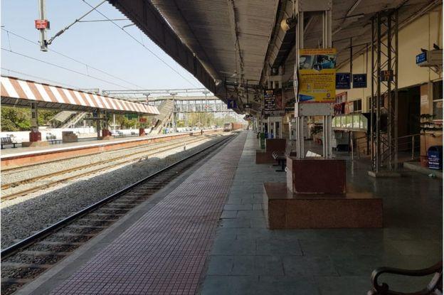 Bhilwara station