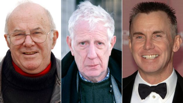 Clive James, Jonathan Miller and Gary Rhodes