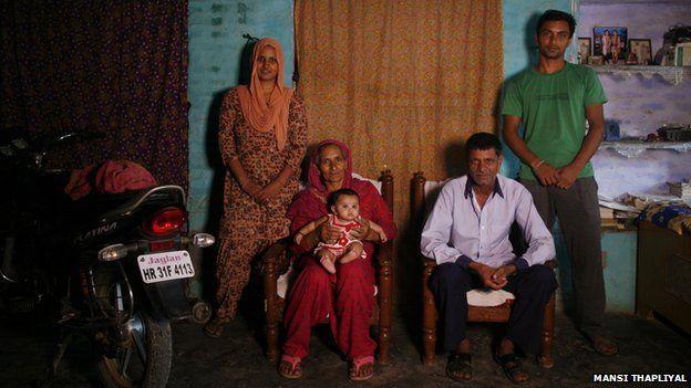 Bibipur family