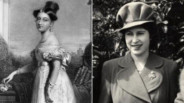 Queen Elizabeth II: Elizabeth and Victoria in numbers - BBC News