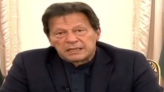 عمران خان، کورونا وائرس، قوم سے خطاب