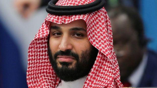 Bin Salman.
