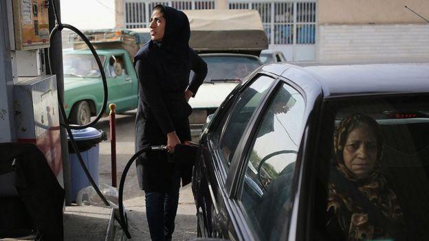 İran benzinci