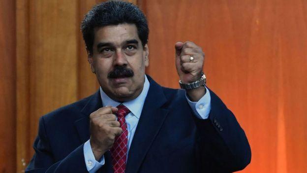 Advierte de represalias si hay violencia contra oposición en Venezuela