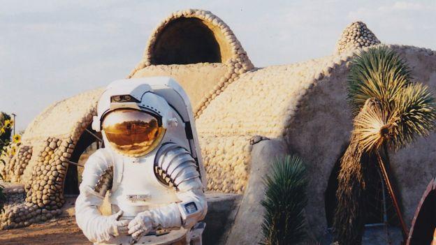 Proyecto presentado a la NASA de las casas de superadobe