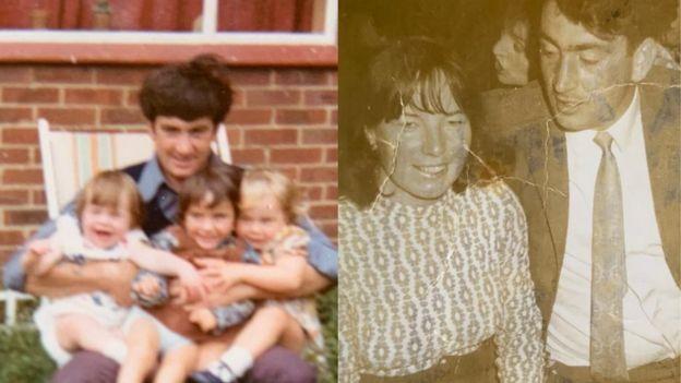 Family photos from the Ellis family