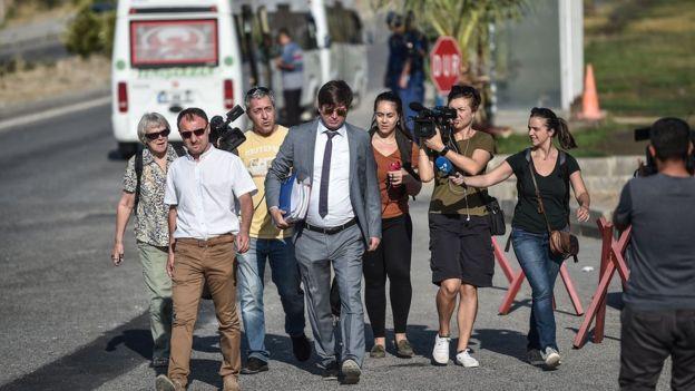 Brunson'ın avukatı Halavurt, müvekkilinin bugünkü duruşmada serbest bırakılmasını bekliyor
