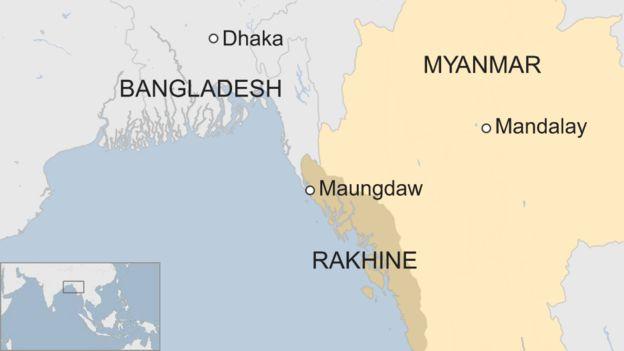 Myanmar Rohingya Militants Massacred Hindus Says Amnesty Bbc News