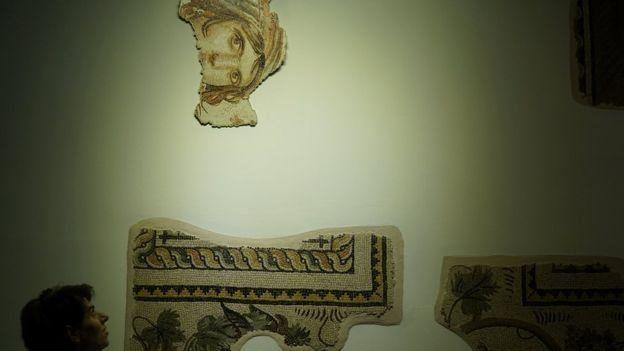 mozaik parçaları
