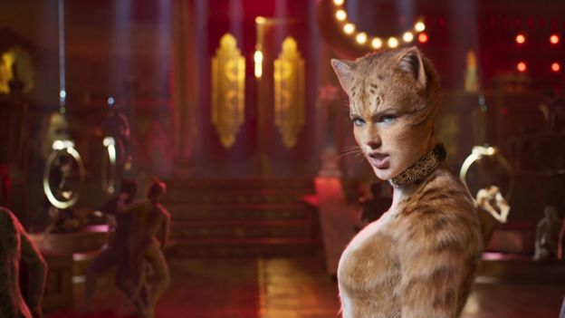 Taylor Swift in Cats