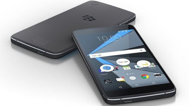 Image result for Blackberry stops designing its own phones