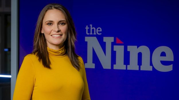 Meet the news stars of BBC Scotland's The Nine - BBC News