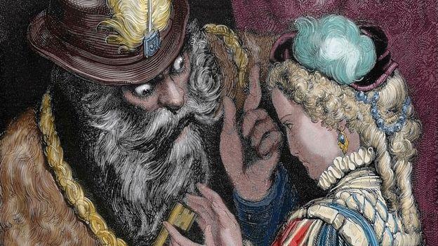 O conto de Barba Azul foi inspirado na história de Gilles de Rais