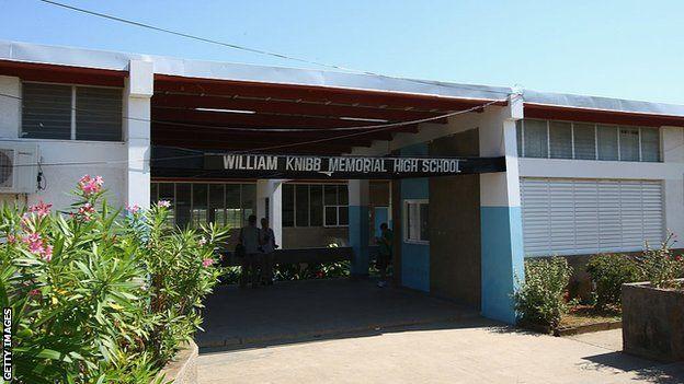 A escola de Usain Bolt