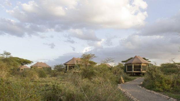 Complejo turístico en Tanzania