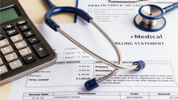 Factura médica